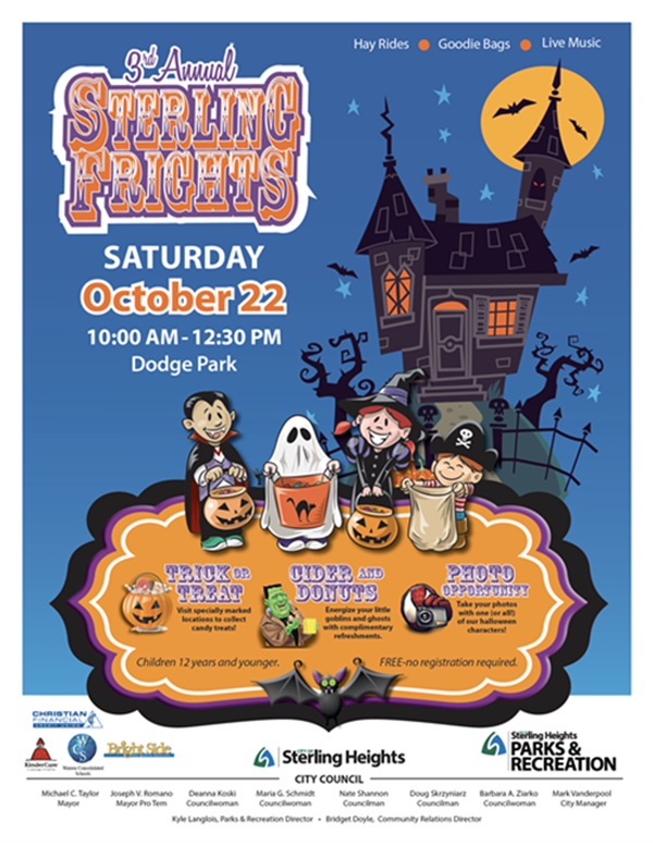 Sterling Frights 2016