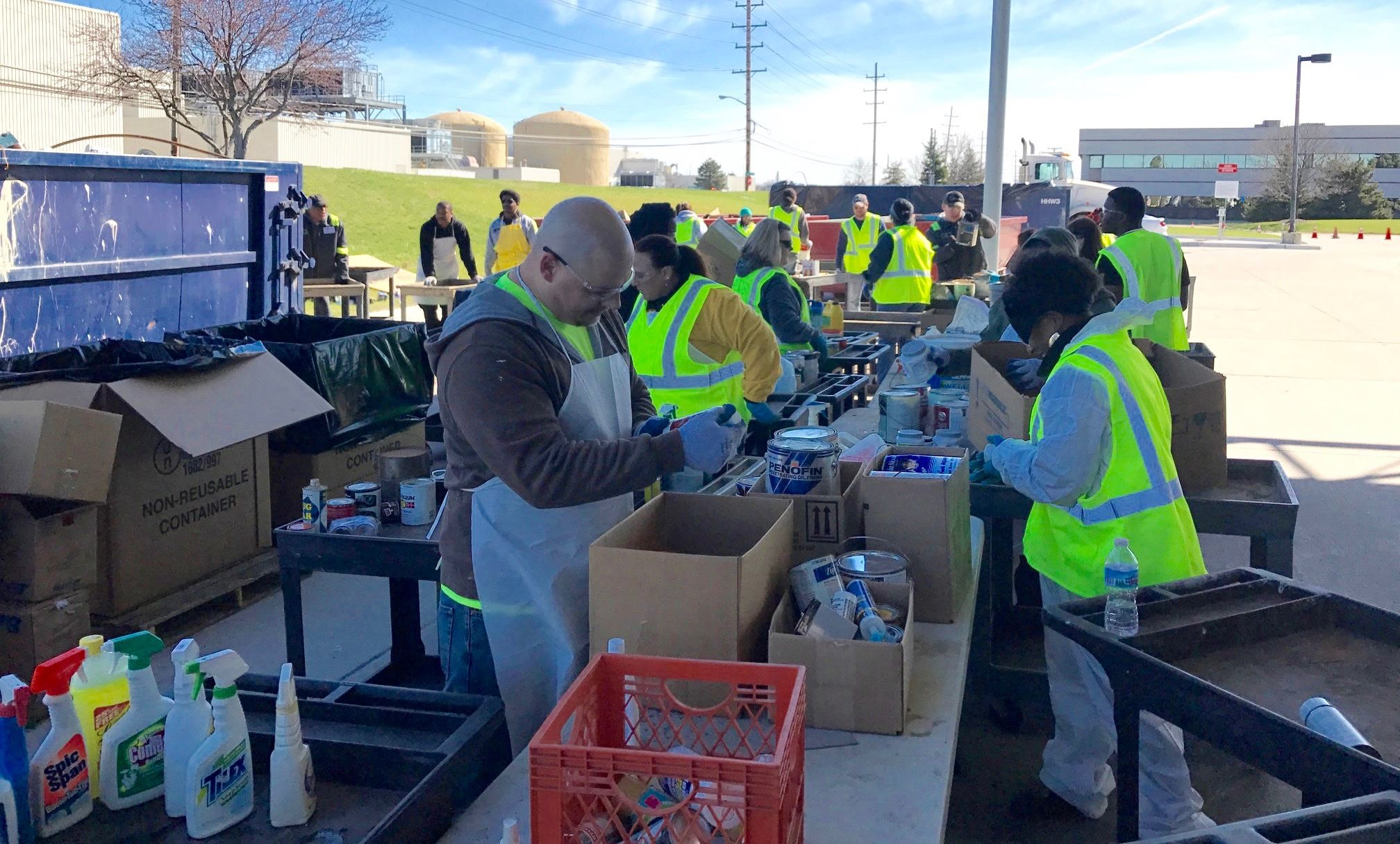 DPW Hazardous Waste Day