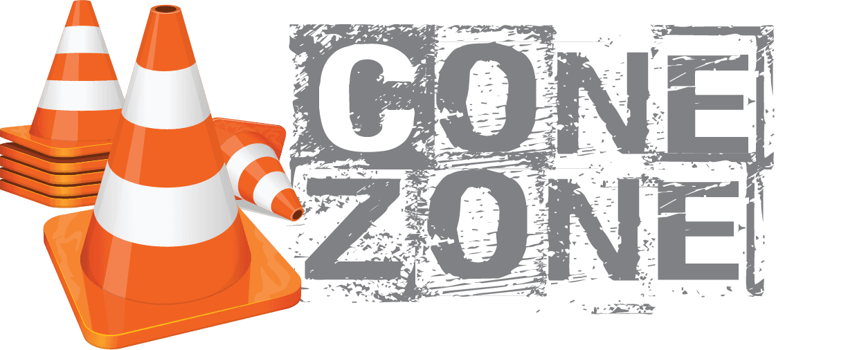 Cone Zone web Art