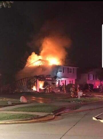 Hartwick Fire September 2018