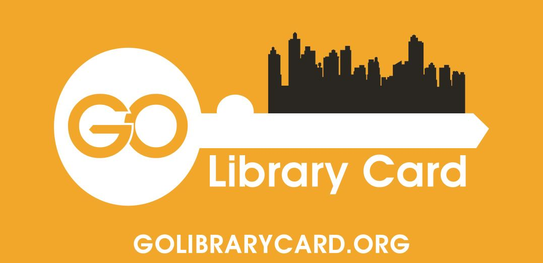 GO Library Card Logo