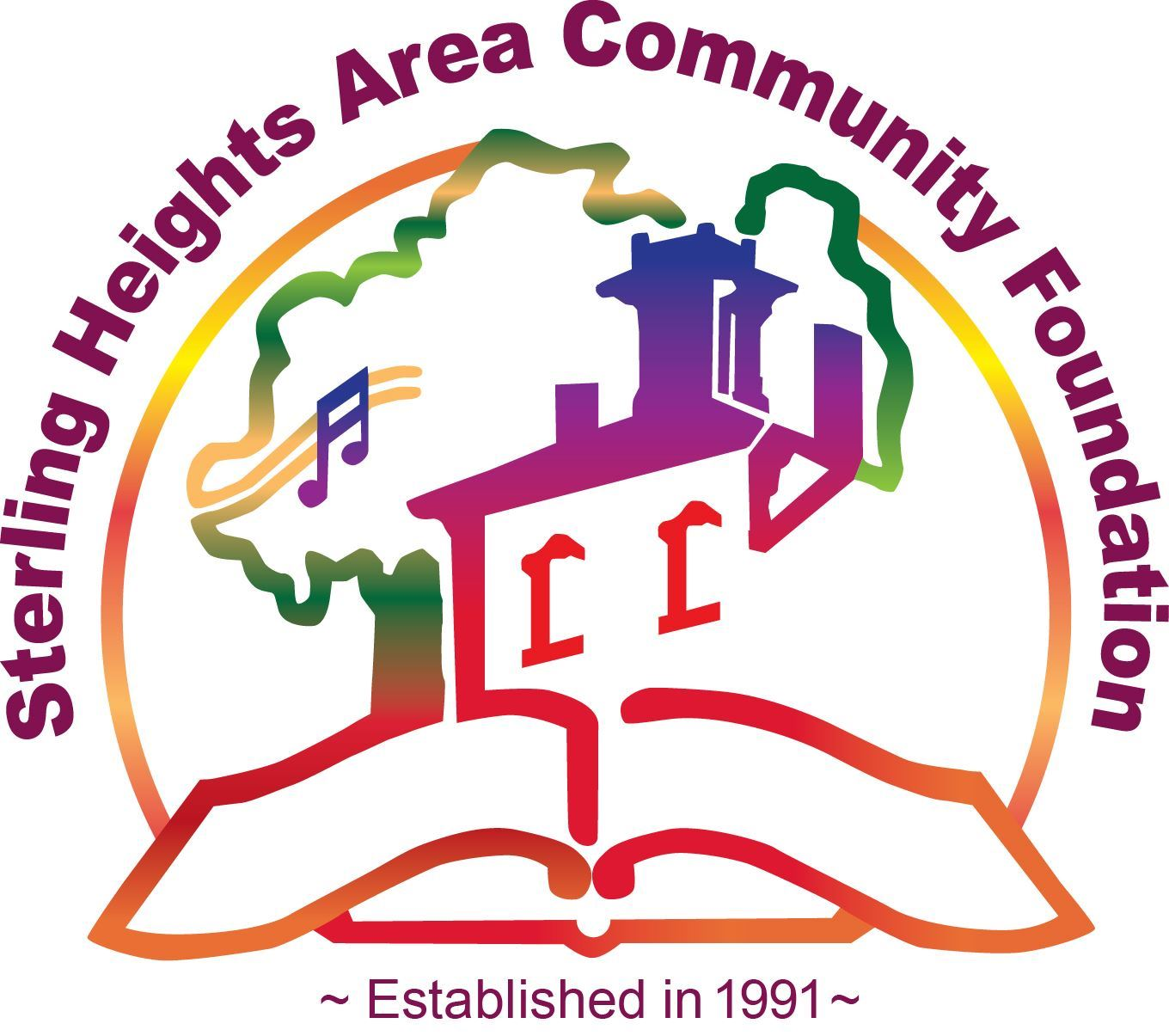 Sterling Heights Area Community Foundation Logo