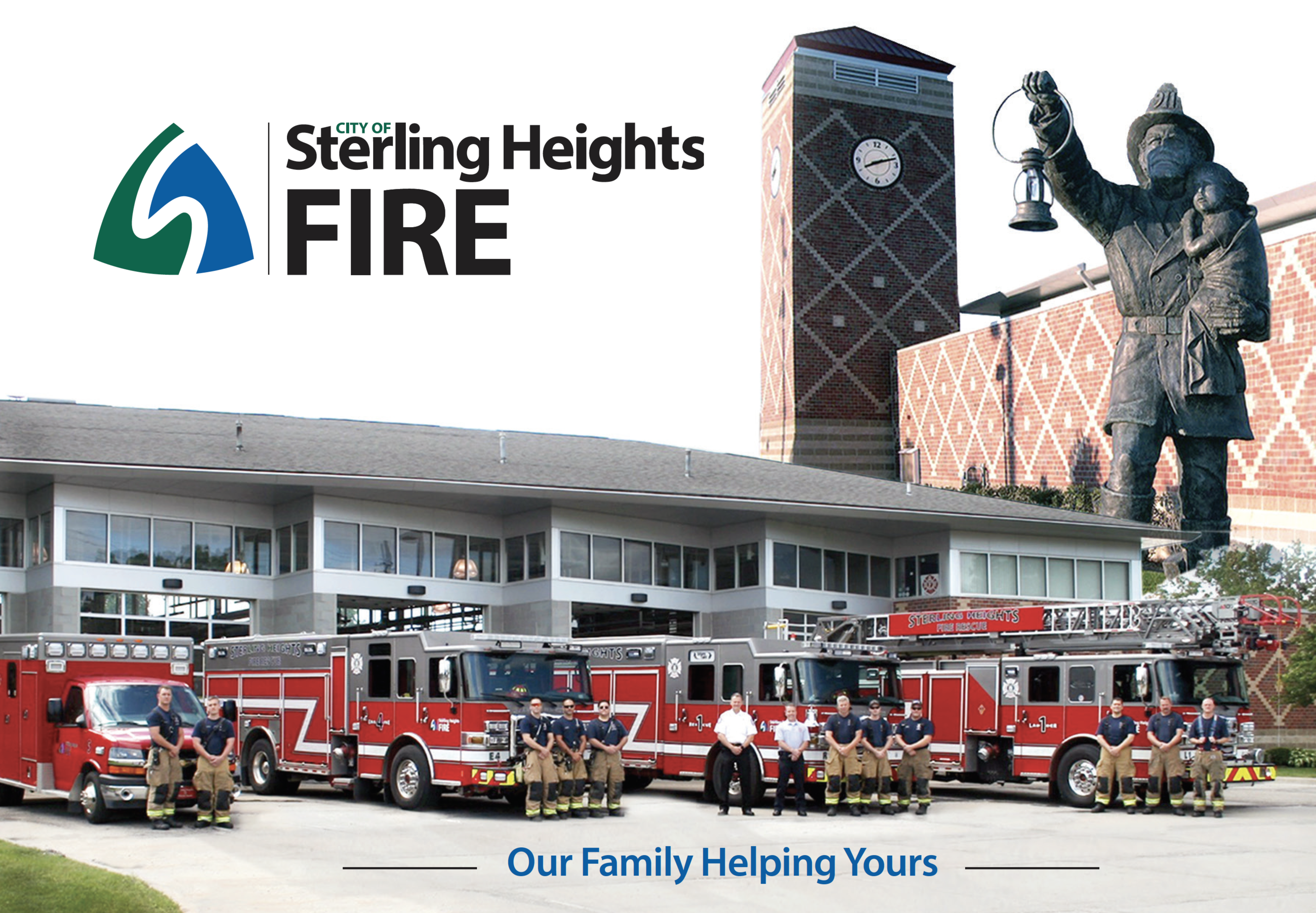 Fire Department | Sterling Heights, MI - Official Website